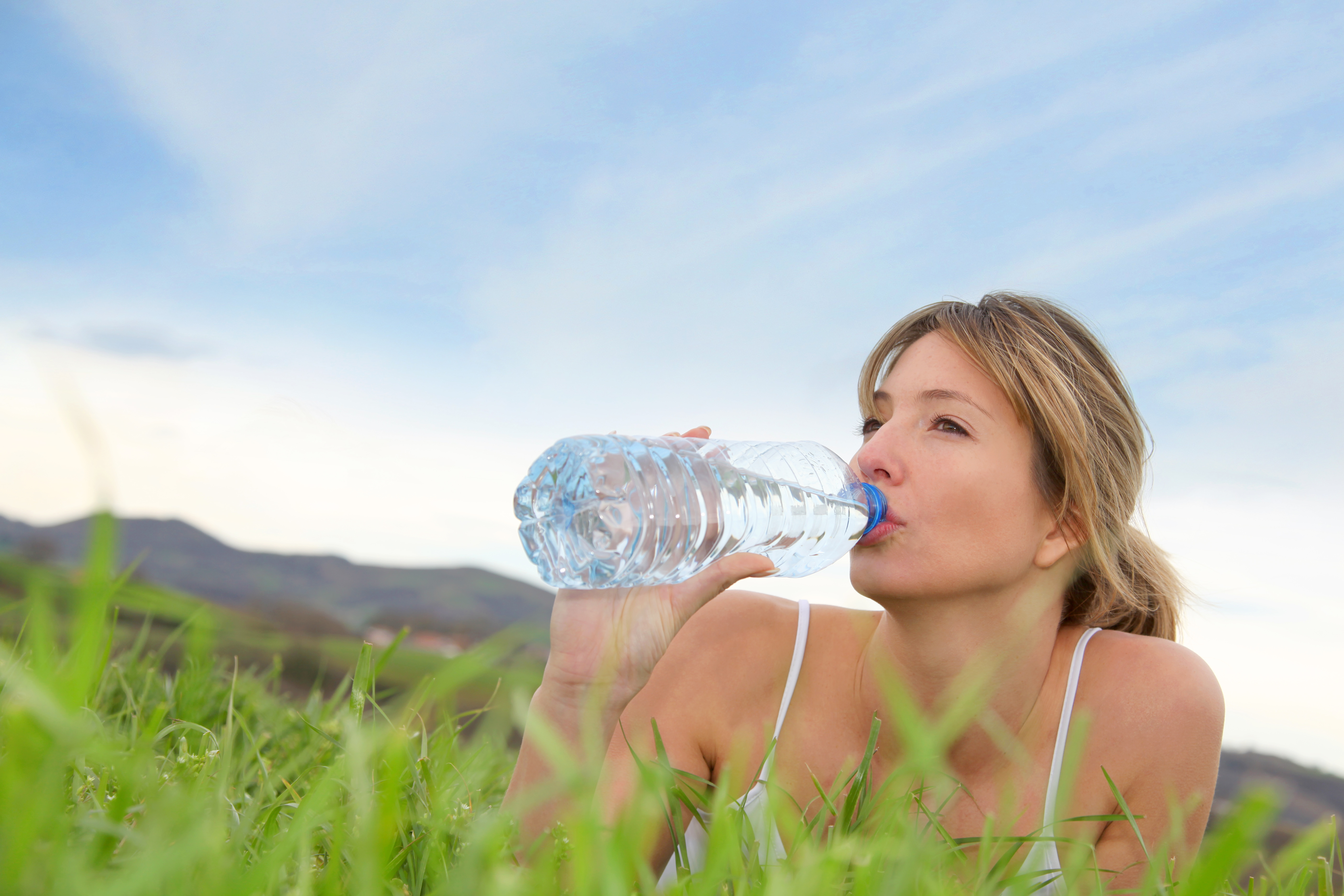 Hydration for weight loss