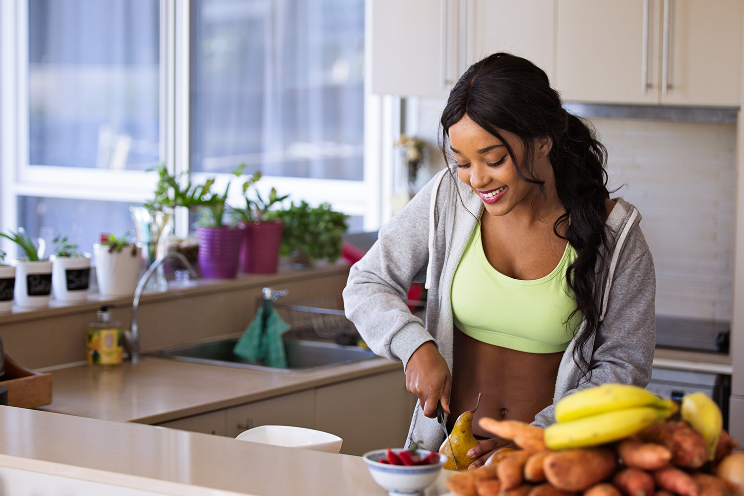 How To Get Healthy Even If Your Weight Is Spot On